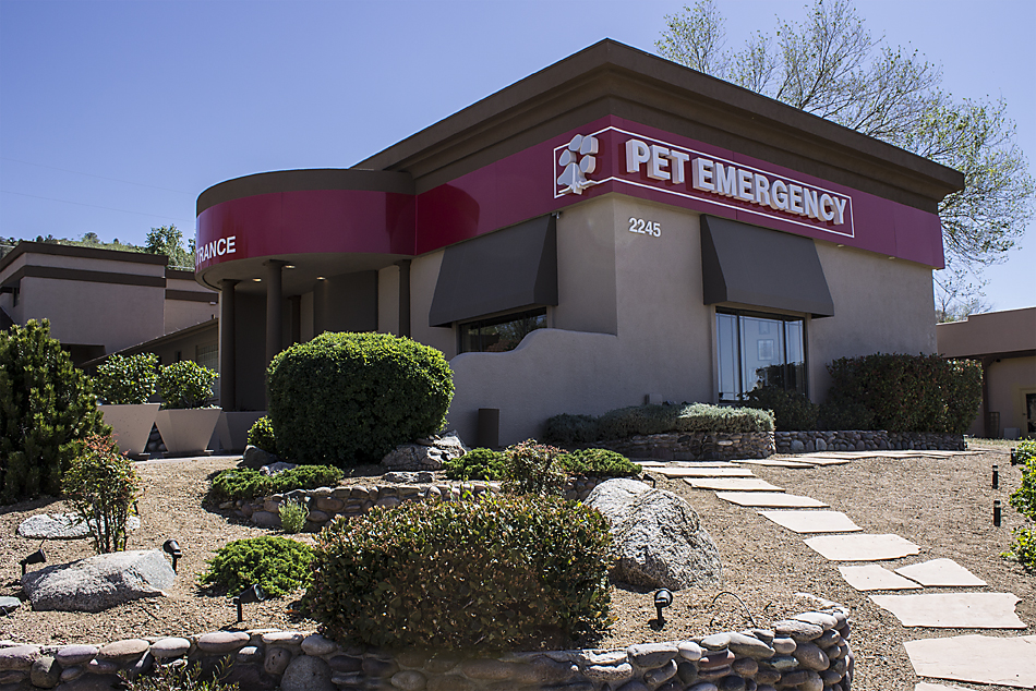 Prescott Pet Emergency Building